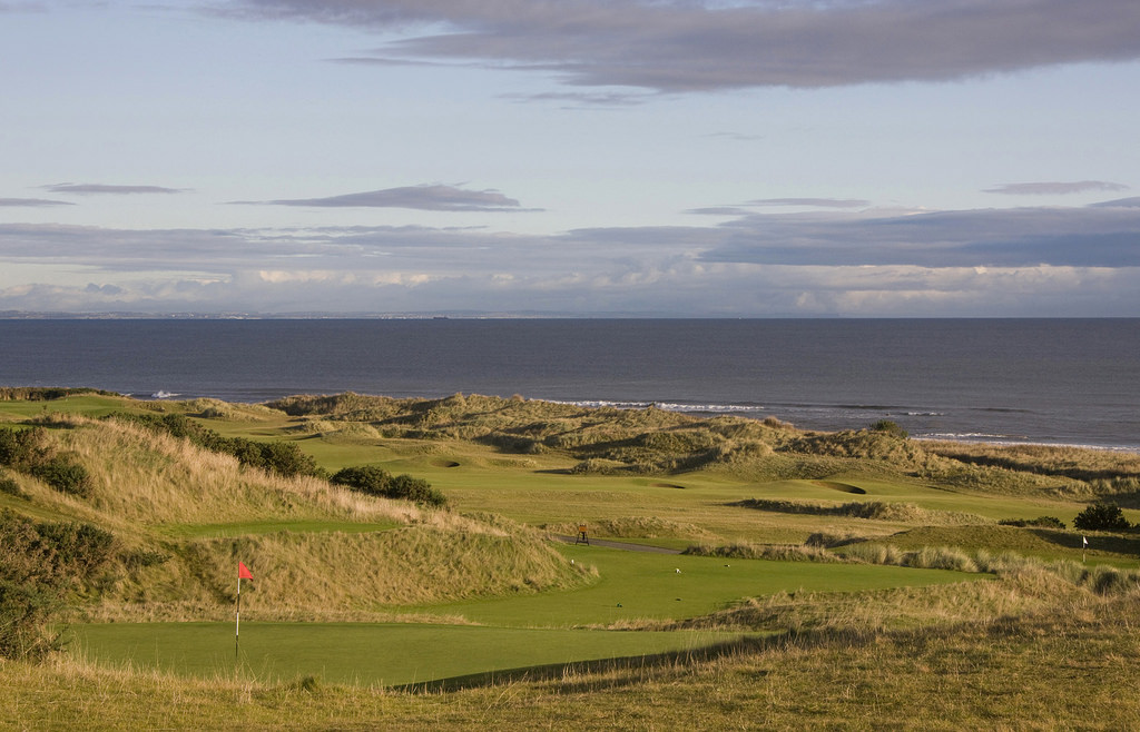 Kingsbarns Greencard Golf Holidays