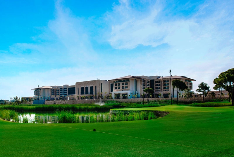 Regnum Carya Golf & Spa Resort Greencard Golf Holidays