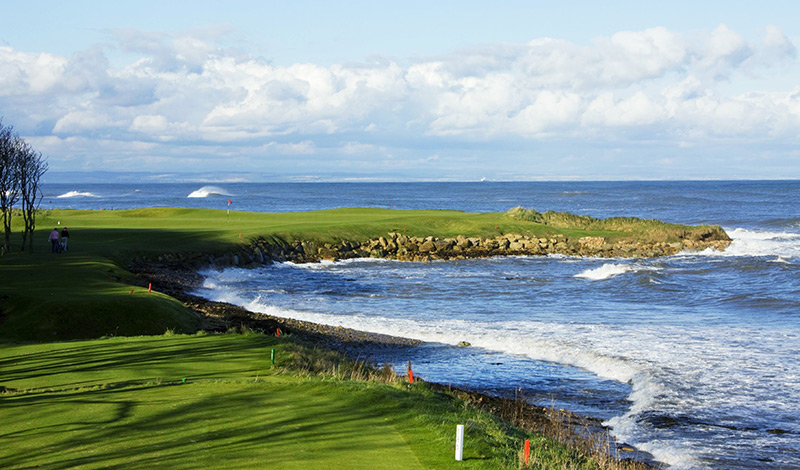 Greencard Golf Holidays Kingsbarns