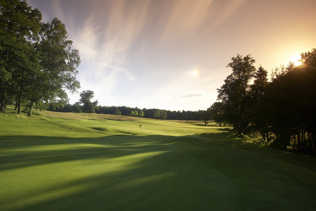 Golf breaks UK Greencard Golf Holidays