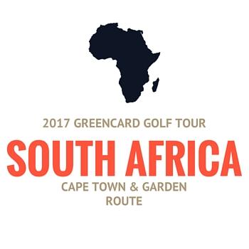2017 GREENCARD GOLF TOUR