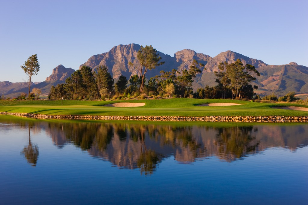 winter golf holidays south africa