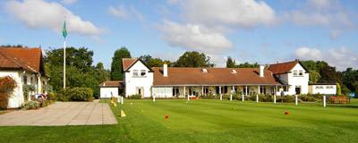 Harrogate Golf Clubhouse