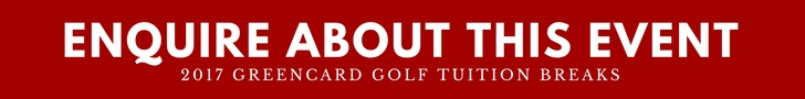 Golf Tuition Break Holidays | Greencard Golf Holidays
