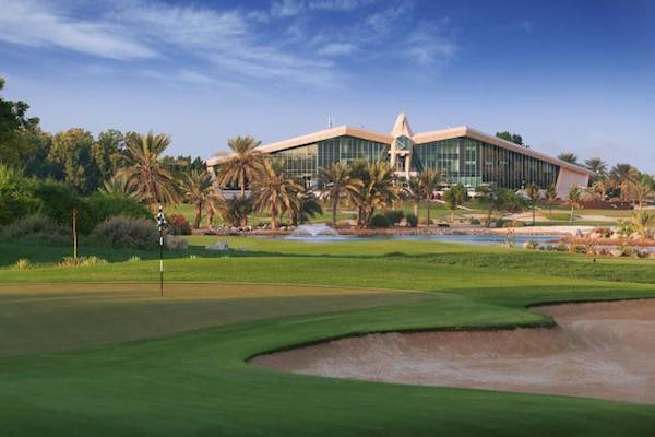 Abu dhabi national golf club 1 greencard golf for Abu dhabi country club salon