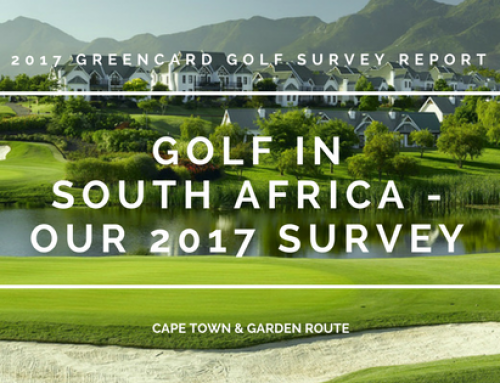 Golf in South Africa – Our 2017 Survey Results
