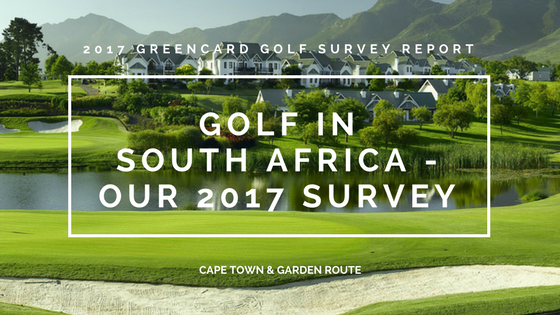 Golf South Africa Tee Times