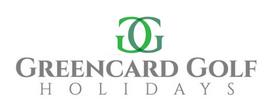 Greencard Golf Logo