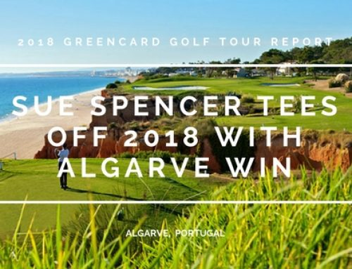 Greencard Golf Holidays Algarve 2018: Tour Report