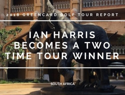 Greencard Golf Holidays South Africa 2018 Tour Report