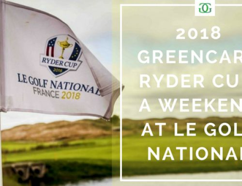 Event Report: Greencard Ryder Cup – A Weekend at Le Golf National