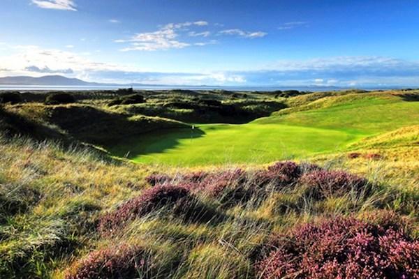 golf breaks lake district