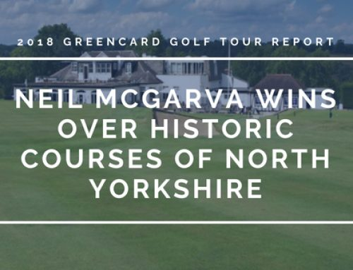 Greencard Golf Tour Review Harrogate & North Yorkshire