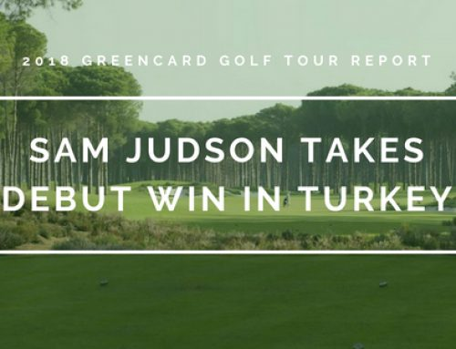 2018 Greencard Golf Tour Review Regnum Carya Golf & Spa Resort