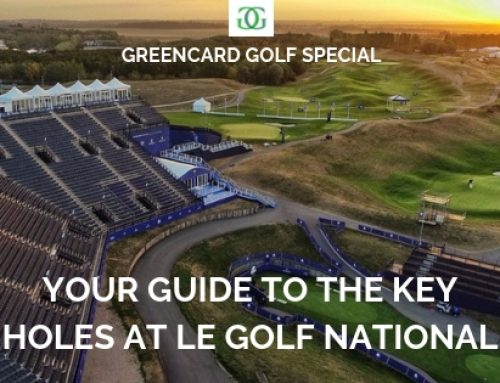 Your Guide to Key Holes on Le Golf National Ryder Cup Course