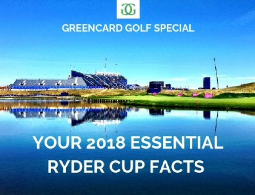 Your 2018 Essential Ryder Cup Facts Cheatsheet